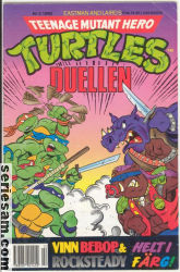 Teenage Mutant Hero Turtles 1990 nr 2 omslag serier