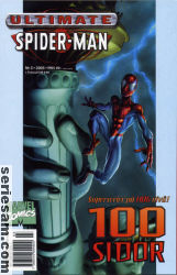 Ultimate Spider-Man 2003 nr 3 omslag serier
