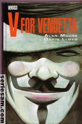 V for Vendetta 2005 omslag serier